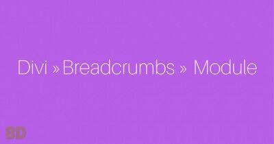 Breadcrumbs Dan Mossop