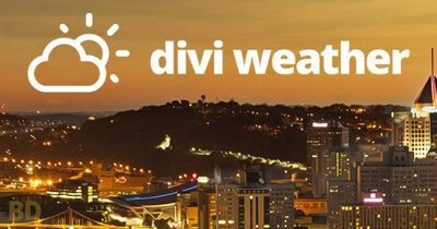 Divi Weather Plugin