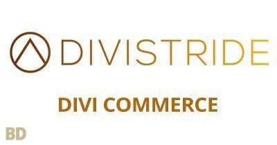 Divi Commerce Plugin