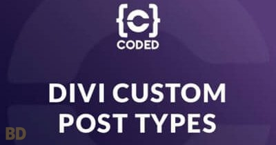 Divi Custom Post Types Plugin