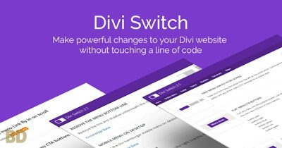 Divi Switch Plugin