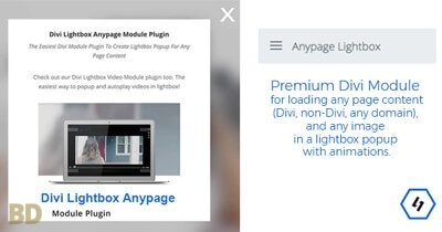 Lightbox Anypage Plugin