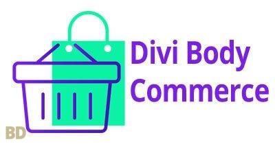 Divi Bodycommerce Plugin