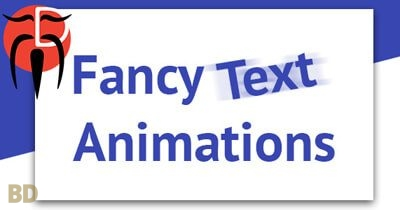 Fancy Text Plugin