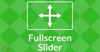 Fullscreen Slider Plugin