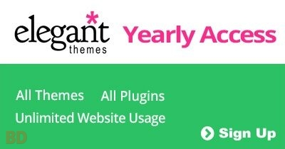 Best Divi Elegant Themes Yearly Access
