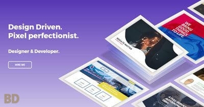 Divi 3D Portfolio Layout Pack