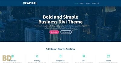 Capital Codecrater Childtheme