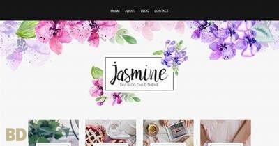 Jasmine Child Theme