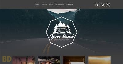 Openroad Child Theme