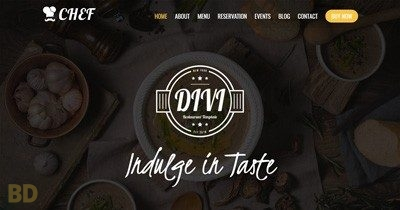 Divi Chef Diviextended