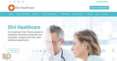Divi Healthcare Diviextended