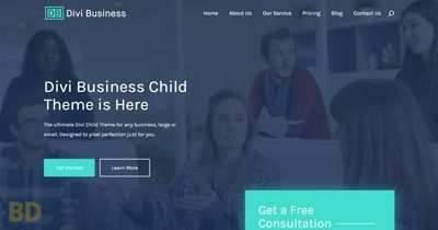 Divibusiness Divilife Childtheme