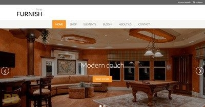 Furnish Toretthemes