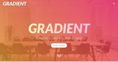 Gradient Superfly Childtheme