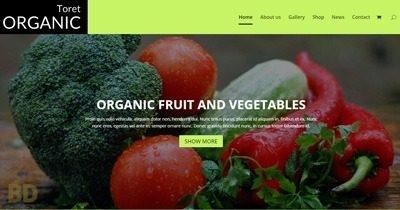 Organic Toretthemes