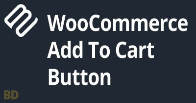 Woocommerce Add To Cart Button Plugin