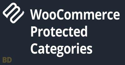 Woocommerce Protected Categories Plugin
