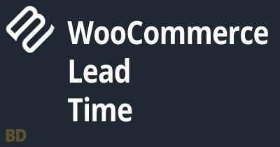 Woocommerce Lead Time Plugin